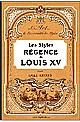 Francouzský nábytek - Ludvík XV