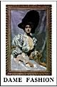 Dámská móda, Paříž-Londýn (1786-1912)